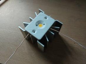 Cree CXA1304 high power LED mount - CXA13xx