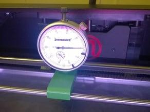 Replicator 2 build plate leveler