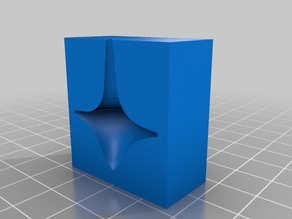 spinning top ice mold