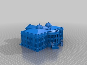 The ivory house of the Imperial Governour