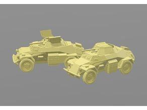 SdKfz 222 A/C 2cm cannon