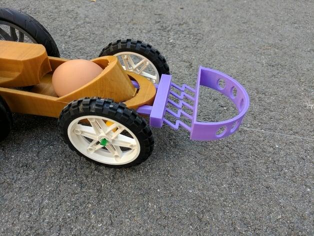 Car Crumple Zone Repair