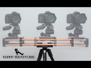 Double Travel Camera Slider