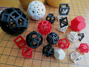 Customizable Convex Polyhedra