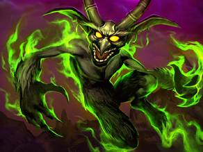 World of Warcraft Imp android