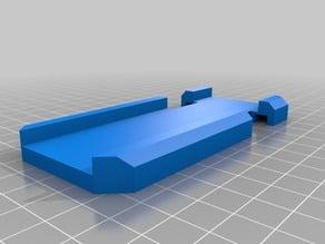 ZMR 250 Battery Tray