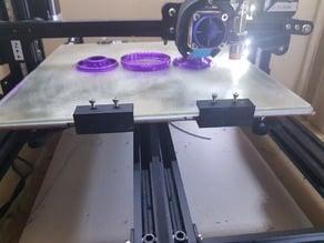 bed plate holder for 3d printer like cr-10/cr-10s etc..