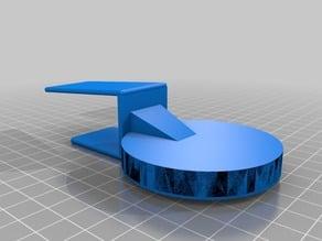 Headset Halter 2 für Tische mit 26mm Platte