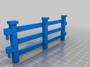 Stable Fence