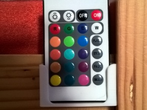 RGB LED Strip Remote Holder