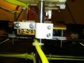 Bigger optical endstop holder