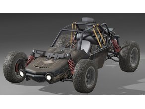 PLAYER UNKNOWN'S BATTLEGROUNDS BUGGY
