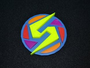 Super Metroid Samus Logo