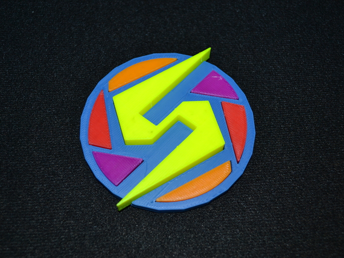 Samus Aran's logo