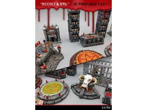 Occult & Evil - 28mm gaming - Sample Item