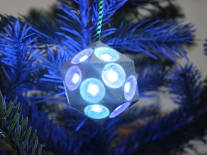 Christmas Tree Ornament (WiFi Controlled)