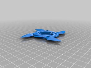 Ninja Fidget Spinner