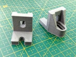 Adjustable bed bracket 15 mm Hypercube evolution