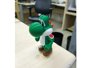 Yoshi from Mario games - Multi-color