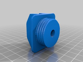 Creality Ender 3 spool holder adapter