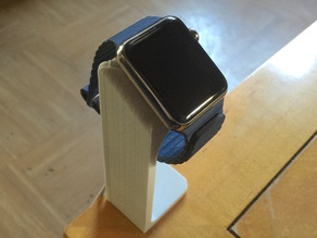 Parameterized Apple Watch Stand