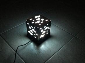 Minecraft Block Lamp