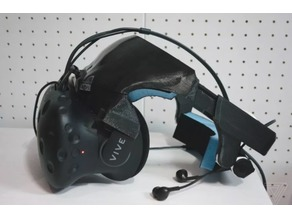rEvolve- Headstrap for the HTC Vive