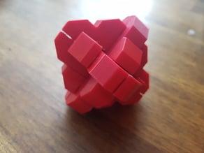 3D star Puzzle