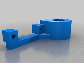 Anet A8 (CTC) 3D Touch holder (Geeetech)