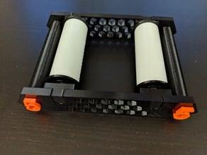 Filament Roller for Prusa MMU2