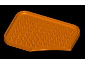 Soapdish For Elliptical Sinks