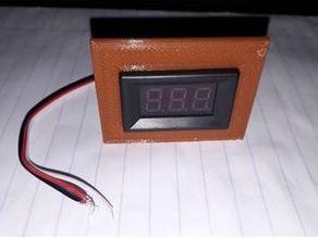 digital voltmeter stand