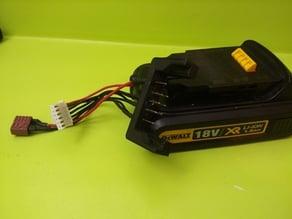 DeWalt XR charge adapter