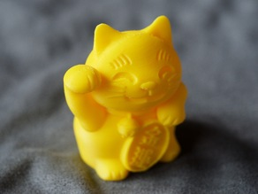 maneki-neko -money cat-