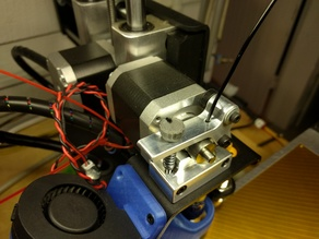 Filament Tension Screw Cap Knob for Printrbot Simple Metal
