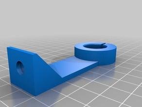 Shorter Filament guide for Sigma3D