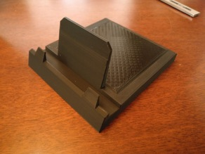 Phone tablet heavy dock for car dash