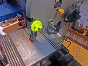 Ryobi bandsaw height adjustment knobs