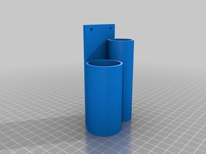 18650 e cigarette and juice holder 30ml