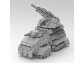 Battletech Gulltoppr Omnimonitor