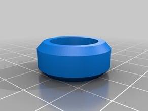 Plastic wheel pompom with bearings tevo tarantula