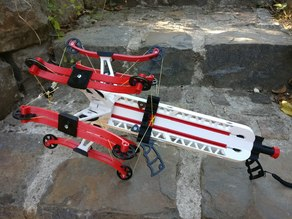 Triple Compound Crossbow