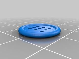 14 segment display button