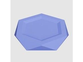 Hexagonal Cup Holder
