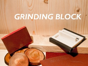 Customizable Grinding Block