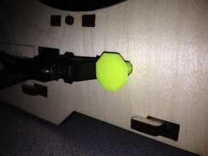 Replicator Reset Button Pusher