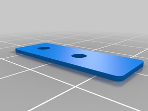 Prusa i3 MK3 - Gasket for silencing LCD cover