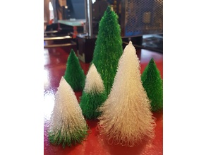 Hairy Christmas tree