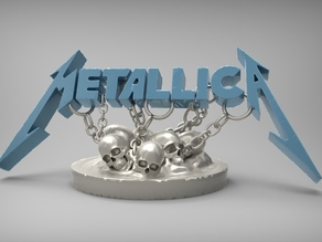 Metallica Chained