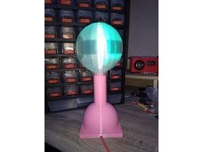 Spherical IoT-lamp 2